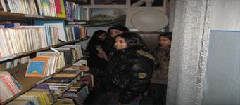 Upis romske dece u gradsku biblioteku
