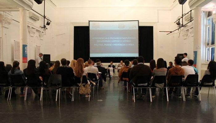 Konferencija o preranom napuštanju školovanja i uspehu u učenju