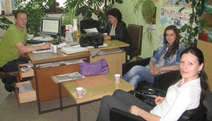 Sastanak članova MODS-a